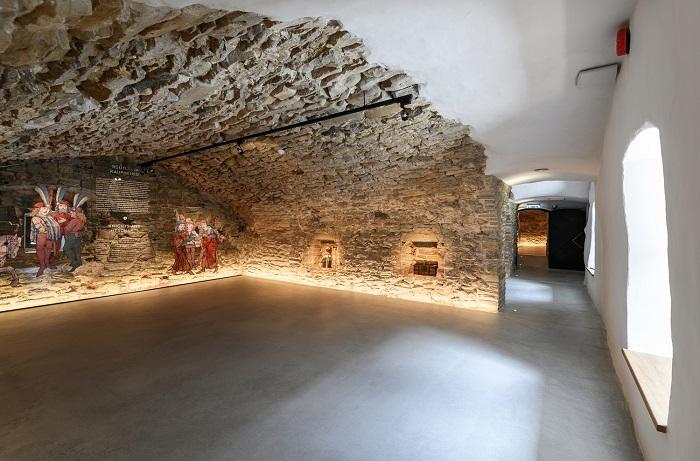Haapsalu linnuse muuseumi sisevaated_Tõnu Tunnel