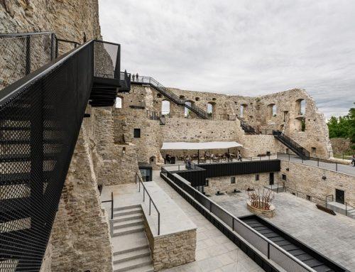 Haapsalu linnuse muuseumi uuenemine kandideerib Lääne-Eesti turismiteoks