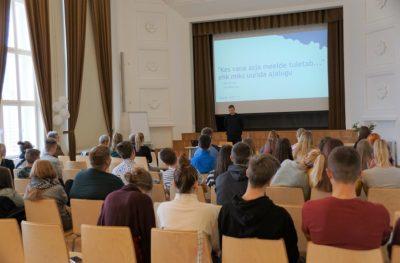 Noorte ajalookonverents 2019