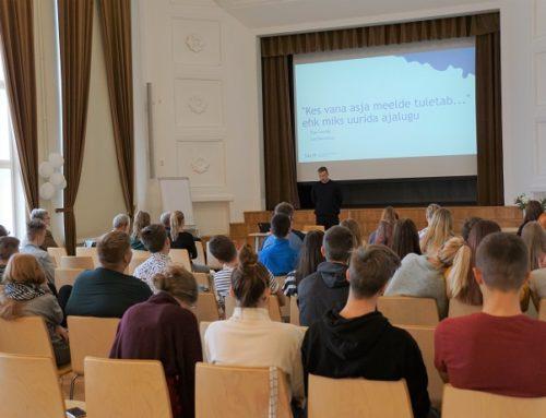Kolmas Lääne-Eesti koolinoorte ajalookonverents toimub 7. oktoobril