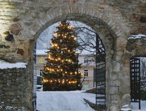 Talveõhtu Haapsalu linnuse muuseumis