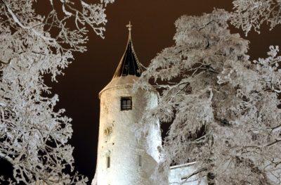 Talveõhtu Haapsalus