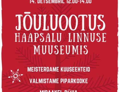 Jõuluootus Haapsalu linnuse muuseumis