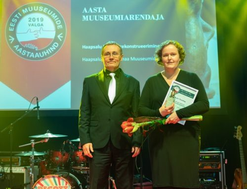 2019. aasta Eesti muuseumiarendaja on Haapsalu linnuse rekonstrueerimine