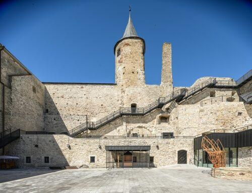 Haapsalu linnus on Eesti Arhitektide Liidu arhitekti aastapreemia 2020 nominent